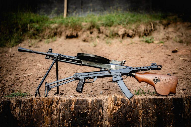 Jak uzyskać pozwolenie na broń do celów kolekcjonerskich?  - RKM DP 28 & PPS 43C
