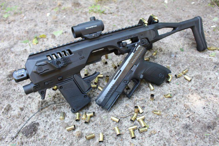 Micro Roni & CZ P10C  -